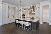 kitchen interior design by Diana Hall Design Naples