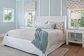 guest bedroom interior design by Diana Hall Design